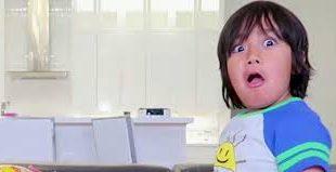 Ryan a 8 anni è lo youtuber più ricco del mondo