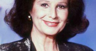 La signorina buonasera Nicoletta Orsomando compie 90 anni