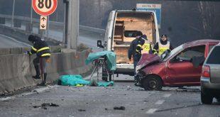 Milano travolto soccorritore, aiuta due ragazze e viene investito