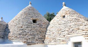 Viaggi in Puglia : i trulli